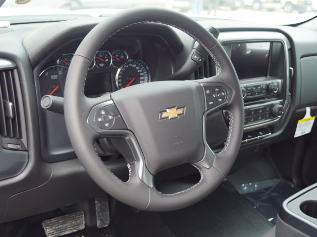 2015 Silverado 3500 Crew Cab 4x4,  Freedom Platform Body #TR55590 - photo 10
