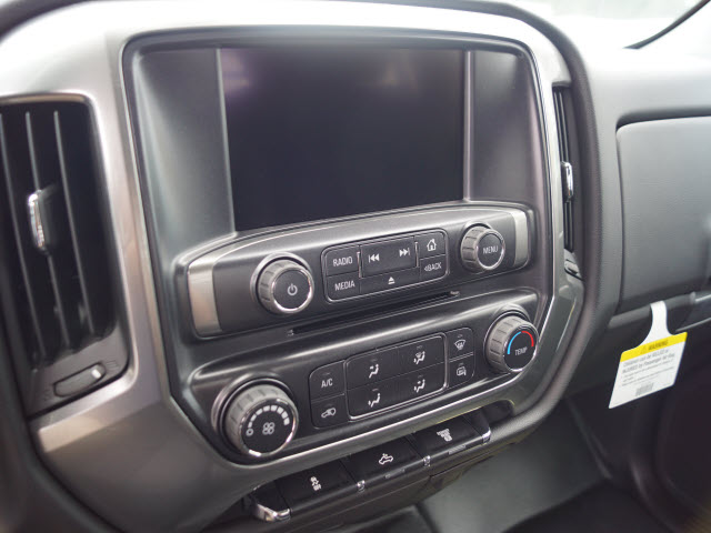 2015 Silverado 3500 Crew Cab 4x4,  Freedom Platform Body #TR55592 - photo 11