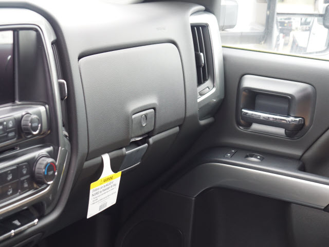 2015 Silverado 3500 Crew Cab 4x4,  Freedom Platform Body #TR55592 - photo 12
