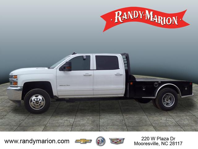2015 Silverado 3500 Crew Cab 4x4,  Freedom Platform Body #TR55592 - photo 5