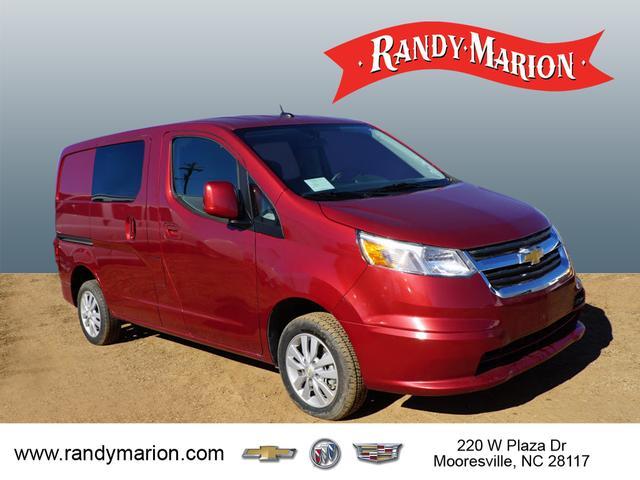 30e103cf14 New 2015 Chevrolet City Express Empty Cargo Van for sale in ...