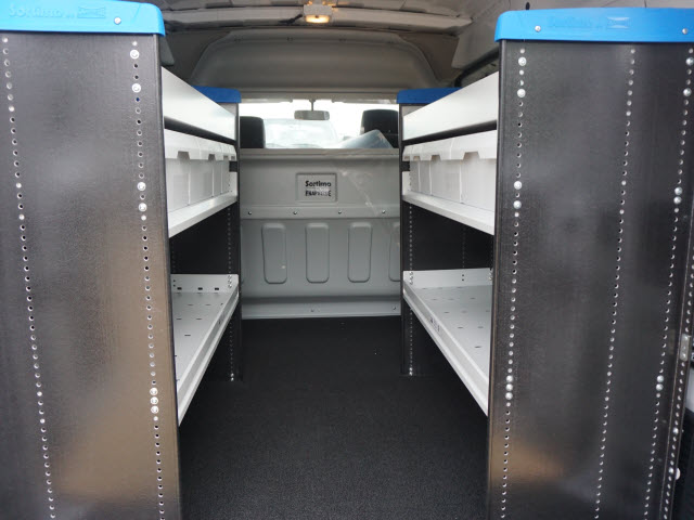2016 City Express 4x2,  Sortimo Upfitted Cargo Van #TR60049 - photo 1