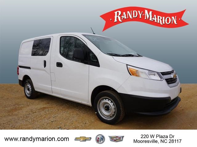 2016 Chevrolet City Express 4x2, Sortimo Upfitted Cargo Van #TR60159 - photo 1