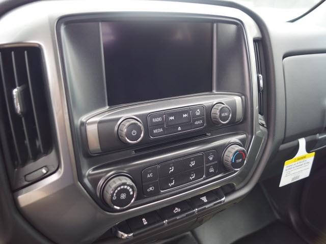 2016 Chevrolet Silverado 3500 Crew Cab 4x4, Freedom Montana Platform Body #TR61174 - photo 11