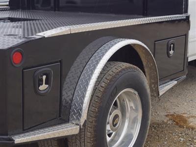 2016 Chevrolet Silverado 3500 Crew Cab 4x4, Freedom Montana Platform Body #TR61174 - photo 14