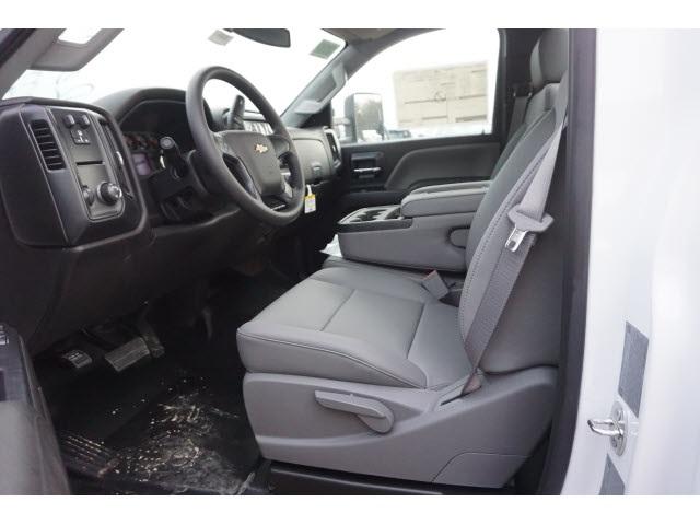 2016 Chevrolet Silverado 3500 Regular Cab 4x4, Cab Chassis #TR61484 - photo 9