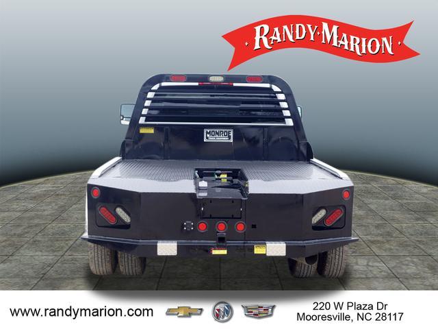 2016 Silverado 3500 Crew Cab 4x4, Freedom Montana Platform Body #TR62140 - photo 7