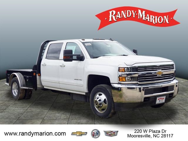 2016 Chevrolet Silverado 3500 Crew Cab 4x4, Freedom Platform Body #TR62342 - photo 1