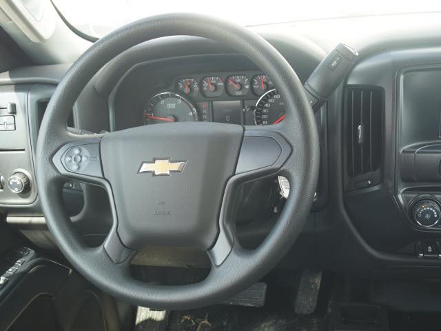 2016 Chevrolet Silverado 3500 Crew Cab DRW 4x2, Hillsboro GII Steel Platform Body #TR62658 - photo 11