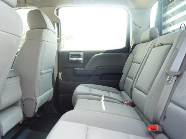 2016 Chevrolet Silverado 3500 Crew Cab DRW 4x2, Hillsboro GII Steel Platform Body #TR62658 - photo 13