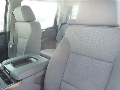 2016 Chevrolet Silverado 3500 Crew Cab DRW 4x2, Hillsboro GII Steel Platform Body #TR62658 - photo 10