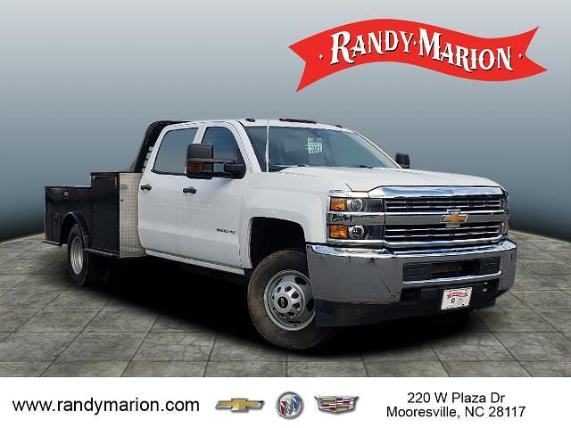 2016 Chevrolet Silverado 3500 Crew Cab DRW 4x2, CM Truck Beds Hauler Body #TR62983 - photo 1