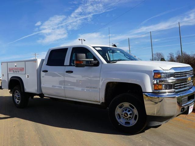 2016 Silverado 2500 Crew Cab 4x2,  Monroe Service Body #TR63011 - photo 1