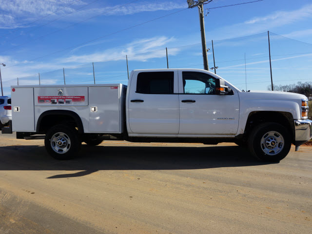 2016 Silverado 2500 Crew Cab 4x2,  Monroe Service Body #TR63011 - photo 3