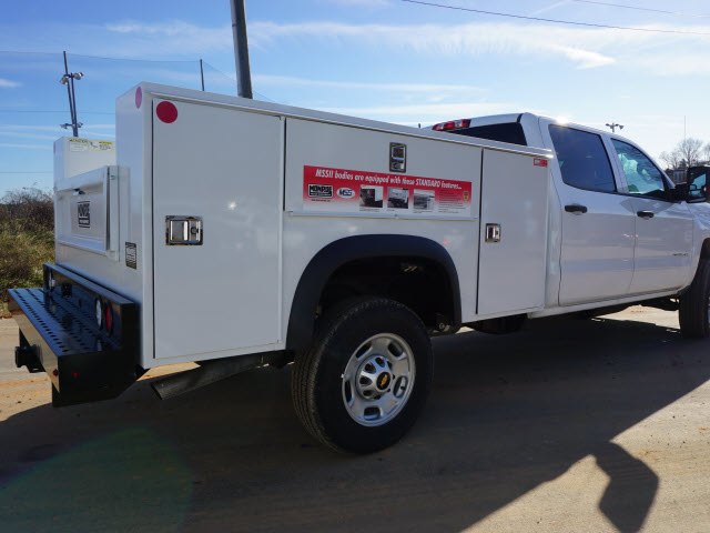 2016 Silverado 2500 Crew Cab 4x2,  Monroe Service Body #TR63011 - photo 2