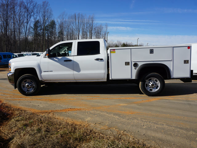 2016 Silverado 2500 Crew Cab 4x2,  Monroe Service Body #TR63011 - photo 6