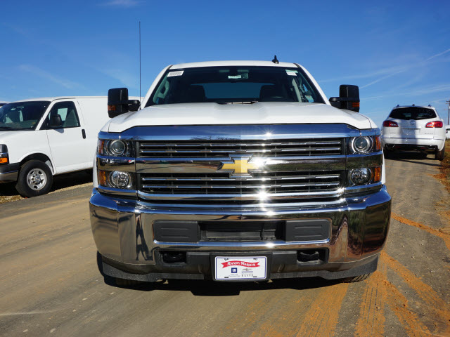 2016 Silverado 2500 Crew Cab 4x2,  Monroe Service Body #TR63011 - photo 8