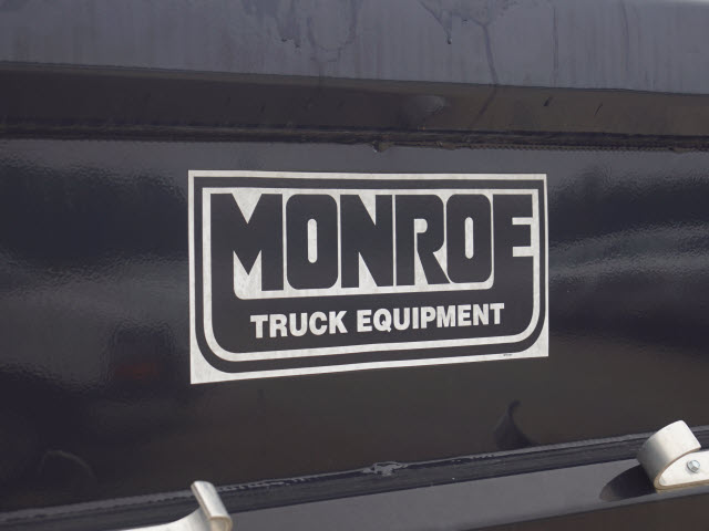2016 Silverado 3500 Regular Cab DRW 4x2,  Monroe Dump Body #TR63405 - photo 8