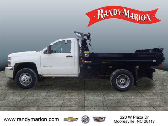 2016 Silverado 3500 Regular Cab DRW 4x2,  Monroe Dump Body #TR63405 - photo 23