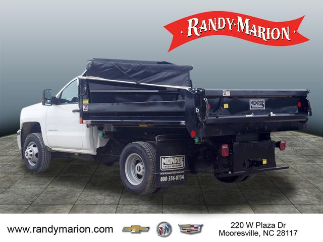 2016 Silverado 3500 Regular Cab DRW 4x2,  Monroe Dump Body #TR63405 - photo 24