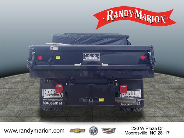2016 Silverado 3500 Regular Cab DRW 4x2,  Monroe Dump Body #TR63405 - photo 25