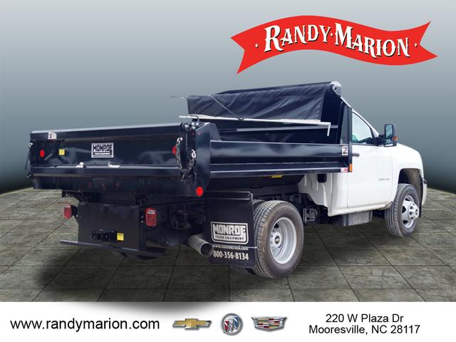 2016 Silverado 3500 Regular Cab DRW 4x2,  Monroe Dump Body #TR63405 - photo 2