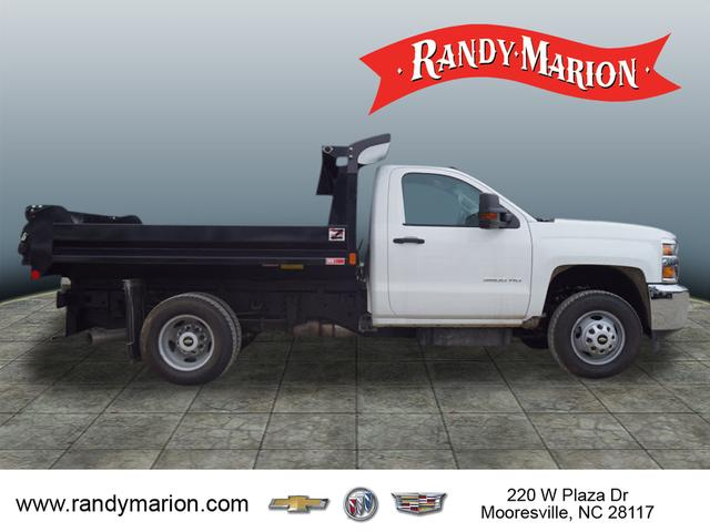 2016 Silverado 3500 Regular Cab DRW 4x2,  Monroe Dump Body #TR63405 - photo 3