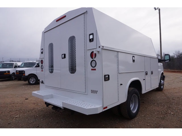 2017 Chevrolet Express 3500 DRW, Box Truck #TR63819 - photo 2