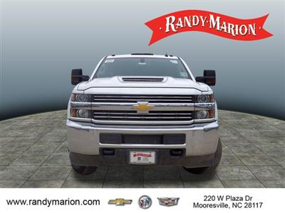 2017 Silverado 3500 Crew Cab 4x4,  Freedom Montana Platform Body #TR64732 - photo 3