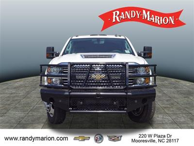2017 Silverado 3500 Crew Cab 4x4,  Freedom Montana Platform Body #TR65170 - photo 3