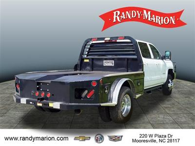 2017 Silverado 3500 Crew Cab 4x4,  Freedom Montana Platform Body #TR65170 - photo 2