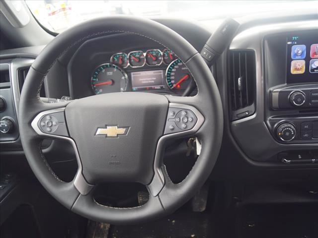 2017 Chevrolet Silverado 3500 Crew Cab 4x4, Freedom Montana Platform Body #TR65420 - photo 12