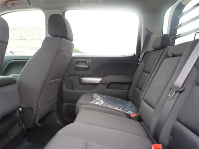 2017 Chevrolet Silverado 3500 Crew Cab 4x4, Freedom Montana Platform Body #TR65420 - photo 15