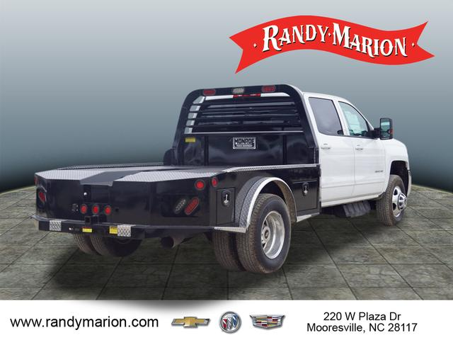2017 Silverado 3500 Crew Cab 4x4,  Freedom Platform Body #TR65526 - photo 2