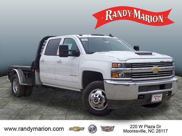 2017 Chevrolet Silverado 3500 Crew Cab 4x4, Freedom Platform Body #TR65527 - photo 1