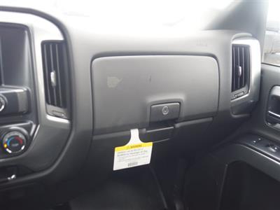 2017 Silverado 3500 Crew Cab 4x4,  Freedom Montana Platform Body #TR65529 - photo 14