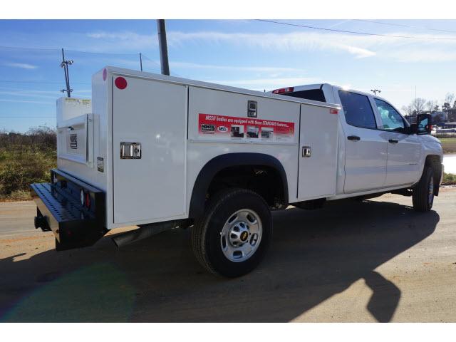 2017 Silverado 2500 Crew Cab 4x2,  Monroe Service Body #TR65584 - photo 1