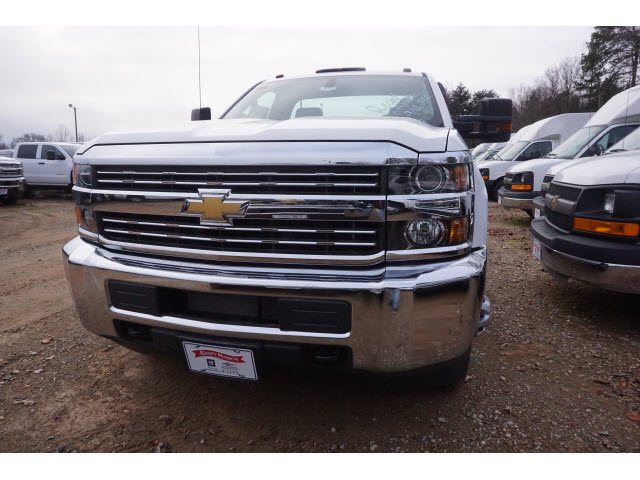 2017 Silverado 3500 Regular Cab DRW 4x2,  Reading Dump Body #TR66053 - photo 3