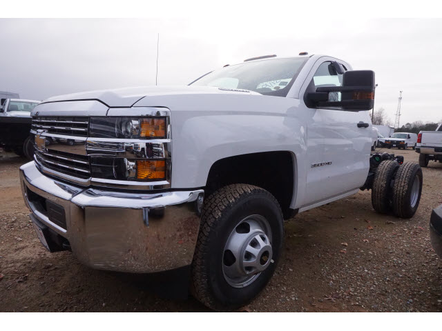 2017 Silverado 3500 Regular Cab DRW 4x2,  Reading Dump Body #TR66053 - photo 20