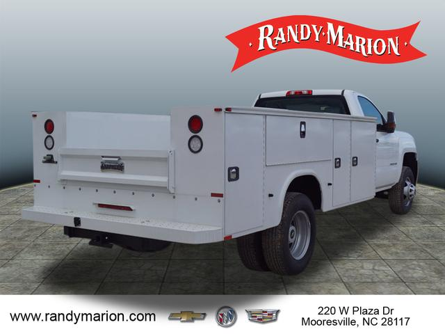 2017 Silverado 3500 Regular Cab DRW 4x2,  Knapheide Standard Service Body #TR66299 - photo 2