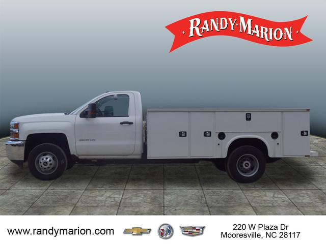 2017 Silverado 3500 Regular Cab DRW 4x2,  Knapheide Standard Service Body #TR66299 - photo 6