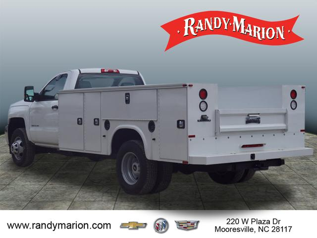2017 Silverado 3500 Regular Cab DRW 4x2,  Knapheide Standard Service Body #TR66299 - photo 7