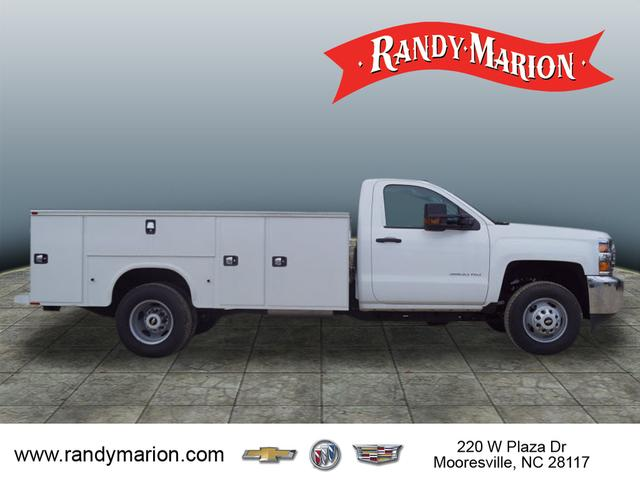 2017 Silverado 3500 Regular Cab DRW 4x2,  Knapheide Standard Service Body #TR66299 - photo 10
