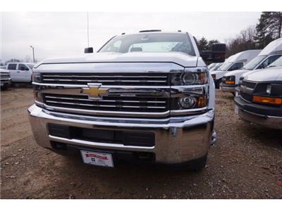 2017 Silverado 3500 Regular Cab DRW 4x2,  Knapheide Standard Service Body #TR66299 - photo 14
