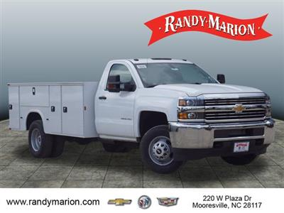 2017 Silverado 3500 Regular Cab DRW 4x2,  Knapheide Standard Service Body #TR66299 - photo 1
