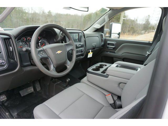 2018 Silverado 3500 Regular Cab DRW 4x4,  Monroe Service Body #TR66863 - photo 12
