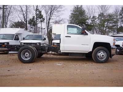 2017 Silverado 3500 Regular Cab DRW 4x4,  Knapheide Concrete Contractor Body #TR66966 - photo 15