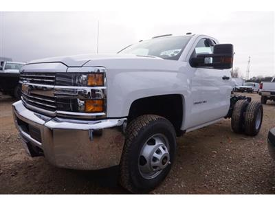 2017 Silverado 3500 Regular Cab DRW 4x4,  Knapheide Concrete Contractor Body #TR66966 - photo 19
