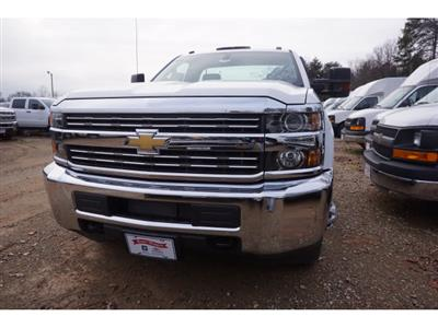 2017 Silverado 3500 Regular Cab DRW 4x4,  Knapheide Concrete Contractor Body #TR66966 - photo 20