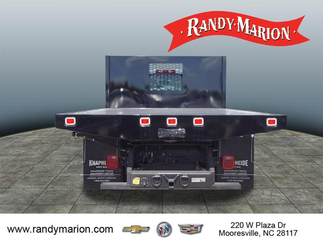 2018 Silverado 3500 Regular Cab DRW 4x2,  Knapheide Value-Master X Platform Body #TR67213 - photo 16